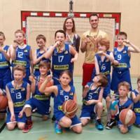 U10 holt sich überraschend Bronzemedaille in NÖ