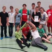 U14 in Enns erfolgreich
