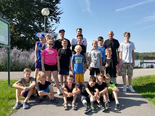 """""""Ein voller Erfolg"""" – Gestern zu Ende gegangene Basketballcamp begeisterte generationenübergreifend!"""