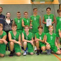Basketballturnier Enns 2017 - Bericht von Michael Kausl