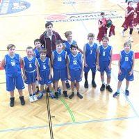 U-12 gewinnt am Wochenende beide Spiele gegen Traiskirchen!