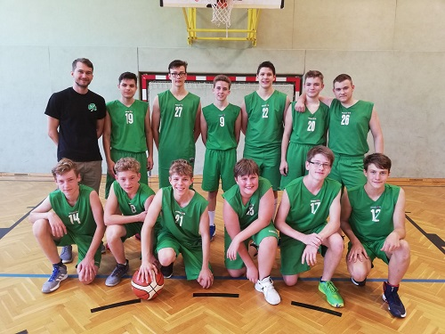 U16 sichert sich den ersten Platz im unteren Play-Off mit Sieg gegen Mistelbach! Bericht von Michael Kausl