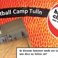Basketball Sommer Camp in Tulln!