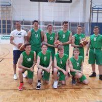 U-16 beendet Saison mit 102:34-Sieg gegen Baden!