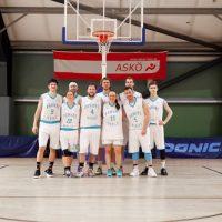 Mixed-Team zwei Mal von Vienna Paladins bei Freundschaftsturnier knapp geschlagen