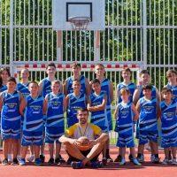 Begeisterung bei Edin Bavcic-Sommercamp 2020!