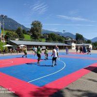 Herren 2 sammeln erste FIBA 3X3 Erfahrungen
