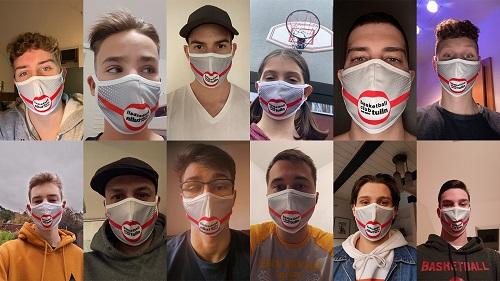 Vereinseigener Mund-Nasen-Schutz ab jetzt um 5 € pro Stück erhältlich!
