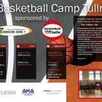 Basketball-Sommercamp 2021 des BBC Tulln!