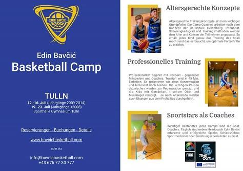 Edin-Bavcic-Basketball-Sommercamp im Juli 2021!