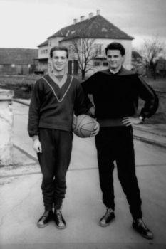 Günther Schubert und Peter Zehetgruber